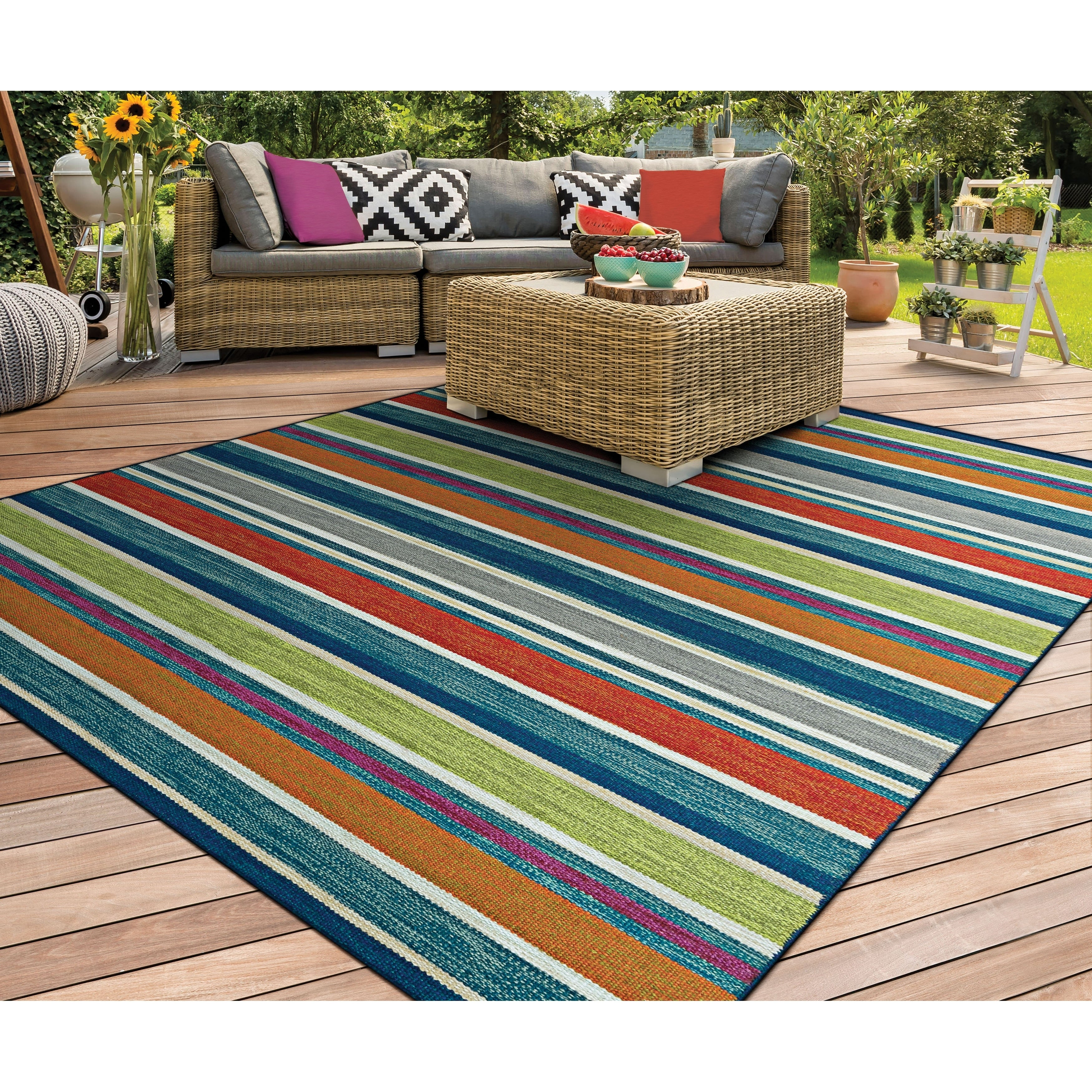 The Rug Market Sulton Green Area Rug  Size 2x3