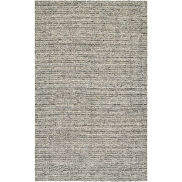 Couristan Carrington Dark Grey Area Rug - 2' x 4'