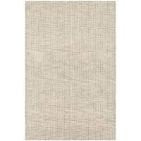 Couristan Super Indo-Natural Bogard Light Brown Wool Area Rug - 2' x 4'