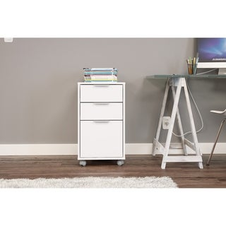 Polifurniture Durban 3 Drawer File Cabinet Drawer Cabinet (2 options available)