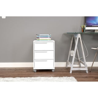 Polifurniture Maia 3 Drawer File Cabinet (3 options available)
