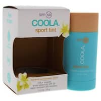 Coola Sport Tint 1-ounce Mineral Sunscreen Stick SPF 50