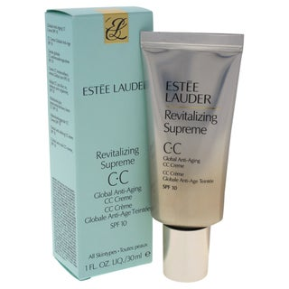 Estee Lauder Revitalizing Supreme Global 1-ounce Anti-Aging CC Creme SPF 10