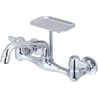 Buy Wall Mount Commercial Kitchen Faucets Online At Overstock Com