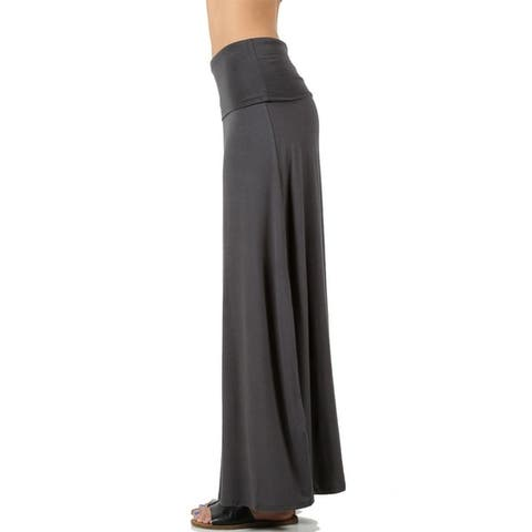cbbfdbbd696a8 Buy Grey Long Skirts Online at Overstock | Our Best Skirts Deals