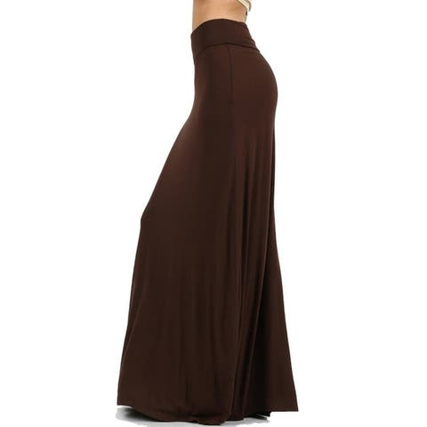 0b5264cef8 Brown Skirts | Find Great Women's Clothing Deals Shopping at Overstock