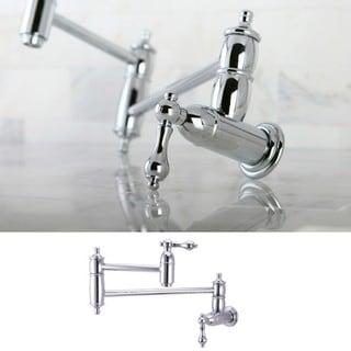 kitchen u0027pot filleru0027 faucet