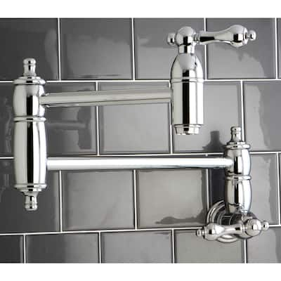 Buy Top Rated - Wall Mount Kitchen Faucets Online at ...
