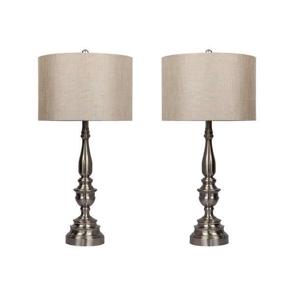 "29.5"" Table Lamp Set"