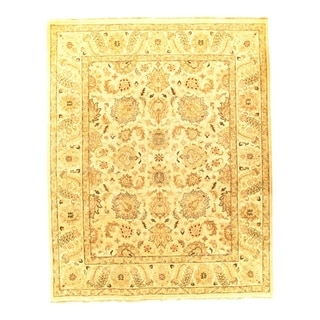 """Pasargad DC Sultanabad Design Hand-Knotted Rug - 7'11"""" x 9'10"""""""
