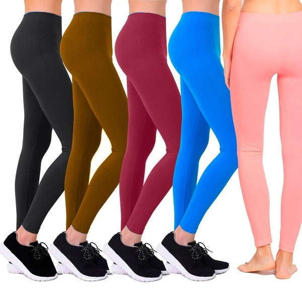 0fbae7db34d34 Shop Mopas Ladies Nylon Leggings - Free Shipping On Orders Over $45 ...