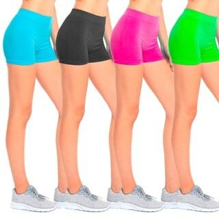 "Mopas Ladies Nylon 10"" Leggings (3 options available)"