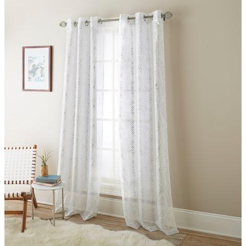Nanshing Prisma Curtain Panel Pair