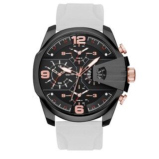Anthony Rubber Strap Watch 43431