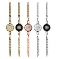 Montres Carlo IP Bracelet with IP Case 41771