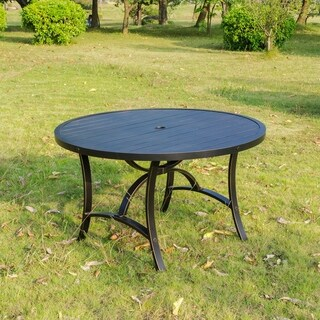 Brazos 48 Inch Round Dining Table