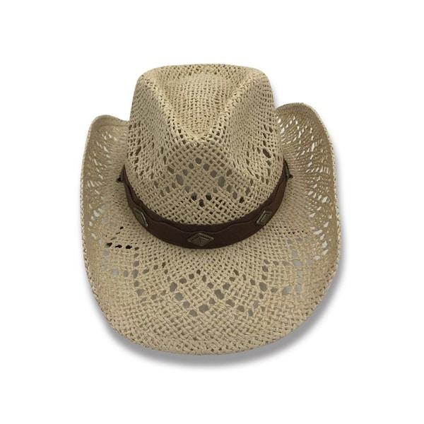 56a389909ef33 Shop Access Headwear Women s Old Stone Lacey Women s Cowboy Drifter ...