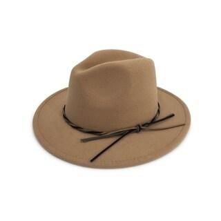 Access Headwear Men's Women's Alpas Seattle Unisex Poly-Cotton Fbric Blend Felt Hat (3 Colors Available)