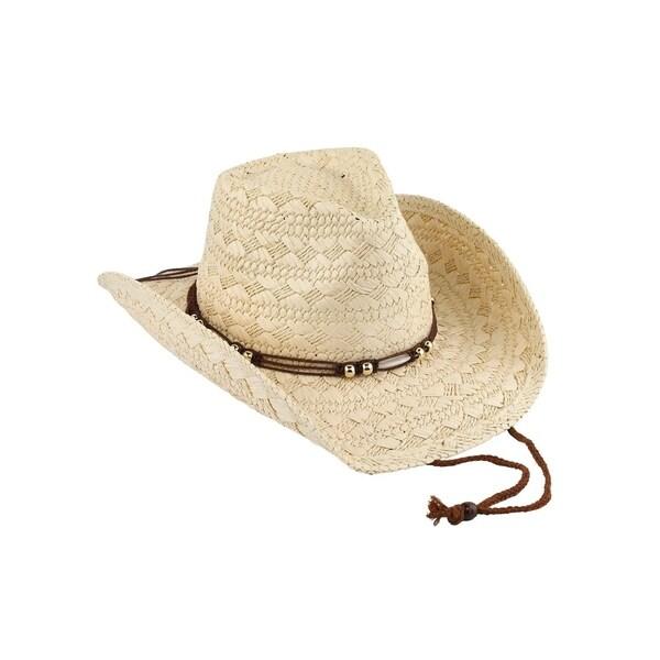 1a38eddbf5646 Access Headwear Women  x27 s Old Stone Jess Cowboy Drifter Style Sun Hat (