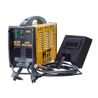 HIT 70 Amp ARC 120V Welder - Black/YELLOW