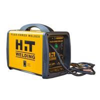 HIT 125 Amp Flux-Cored 120V Welder - Black/YELLOW
