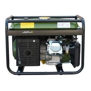 Offex 7000 Surge Watts/6000 Running Watts Portable Gasoline Generator