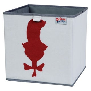 Dr. Seuss Cat in the Hat Storage Bin