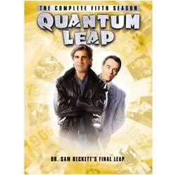 Quantum Leap: The Complete Fifth Season (DVD)