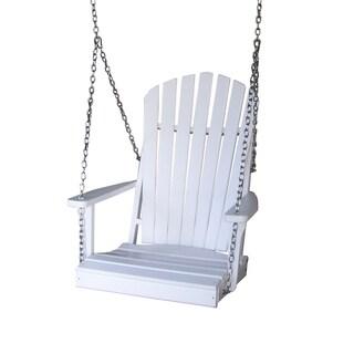 Poly Adirondack Chair Swing