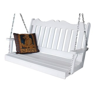 Link to 5' Poly English Porch Swing in Poly Lumber Similar Items in Fitness & Exercise Equipment