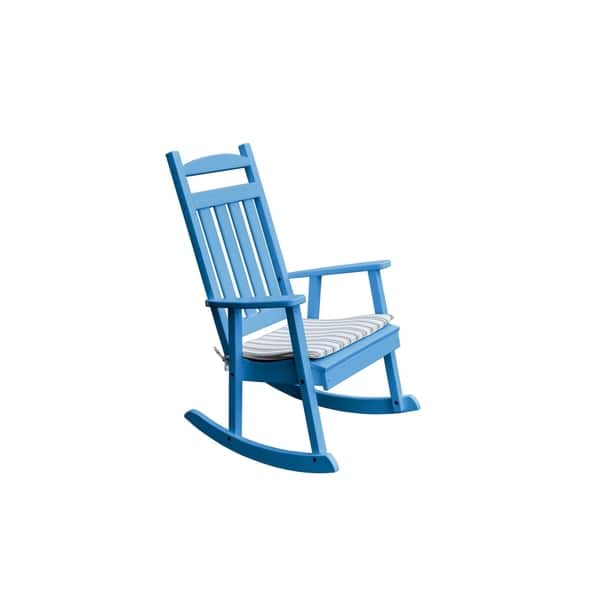 Amazing Shop Outdoor Classic Porch Rocking Chair Recycled Plastic Pdpeps Interior Chair Design Pdpepsorg