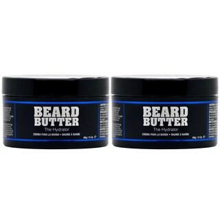 Agadir Men's 3-ounce Beard Butter (Pack of 2)