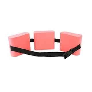 CanDo® Swim Belt with Three Oval Floats, Red