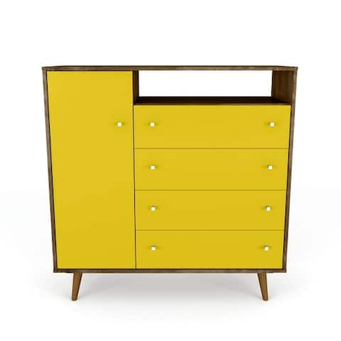 Liberty 4-Drawer 42.32 Inch Sideboard
