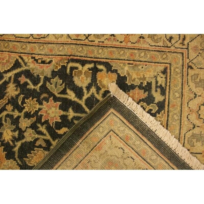 Antique Vintage Low Pile Belen Gray Green Wool Area Rug 3 2 X 4 11 3 Ft 2 In X 4 Ft 11 In 3 Ft 2 In X 4 Ft 11 In On Sale Overstock 21484038