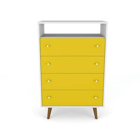 Liberty 4-Drawer Dresser Chest