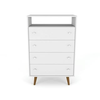 Liberty 4-Drawer Dresser Chest (4 options available)