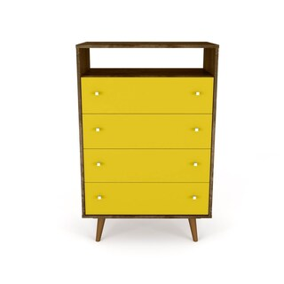 Liberty 4-Drawer Dresser Chest
