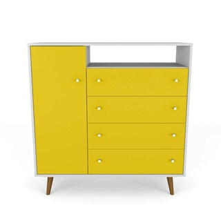 Liberty 4-Drawer 42.32 Inch Sideboard