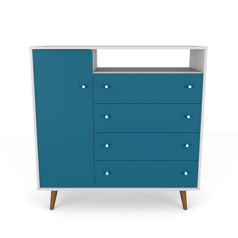 Liberty 4 Drawer 42 32 Inch Sideboard