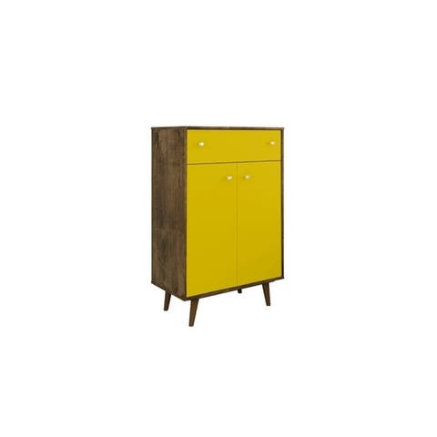 Liberty 1-Drawer 28.07 Inch Storage Cabinet