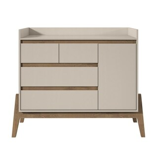Essence 49 Inch Wide Dresser with 4 Full Extension Drawers