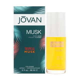 Jovan Tropical Musk Men's 3-ounce Cologne Spray