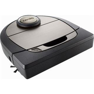 Neato Robotics - Botvac D7 Connected App-Controlled Robot Vacuum - Black/Gray