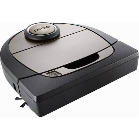 Neato Robotics - Botvac D7 Connected App-Controlled Robot Vacuum - Black/Gray