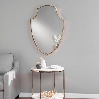 Harper Blvd Versocci Brass Decorative Mirror