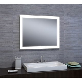 "Angelina 24""x30"" LED Mirror with Motion Sensor - 24"" X 30"" X 2"""