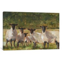 "iCanvas ""Sheep Family II"" by Ethan Harper Canvas Print"