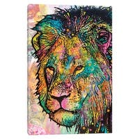 """iCanvas """"The Poached"""" by Dean Russo Canvas Print"""