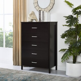 Hudson Collection 5-Drawer Chest (2 options available)